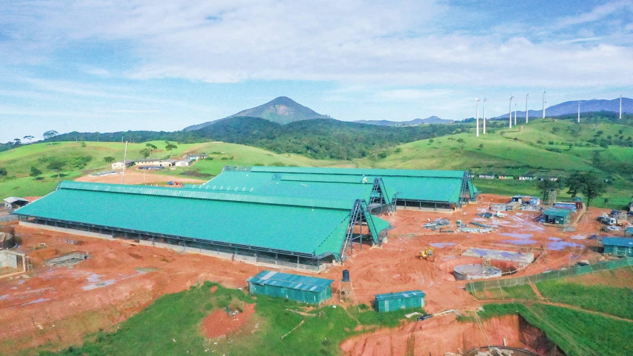 Dairy Farm Facility, Ambewela