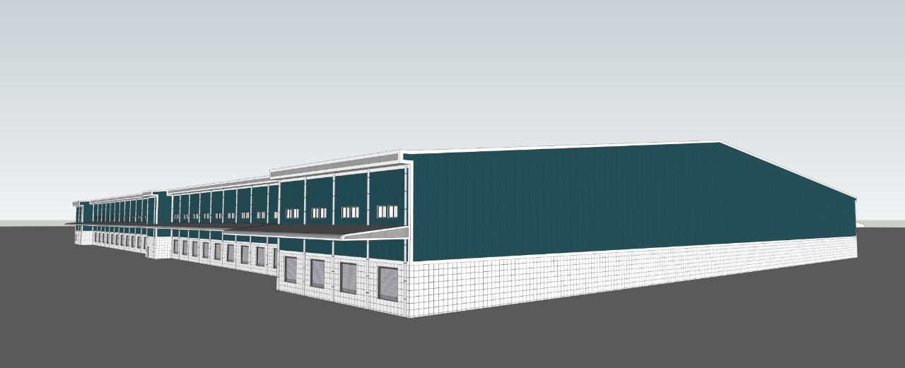 Central Distribution Centre, Katana