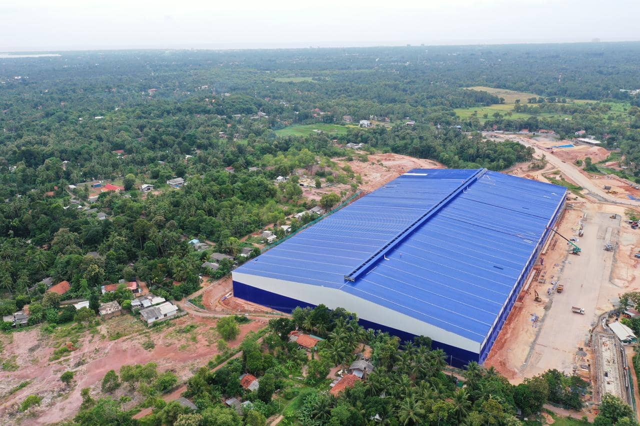 Centralised Distribution Centre