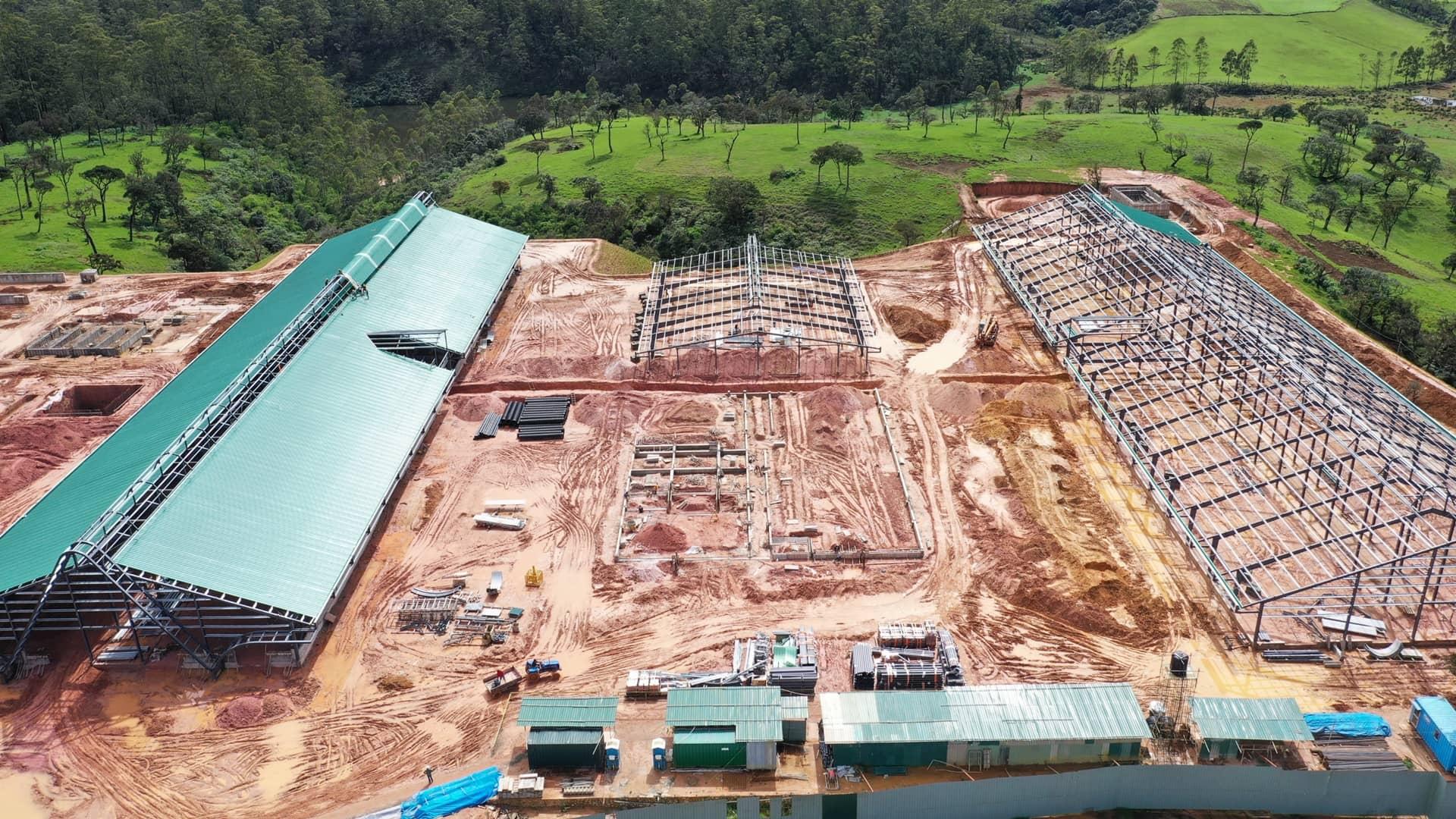 Dairy Farm Facility, Pattipola